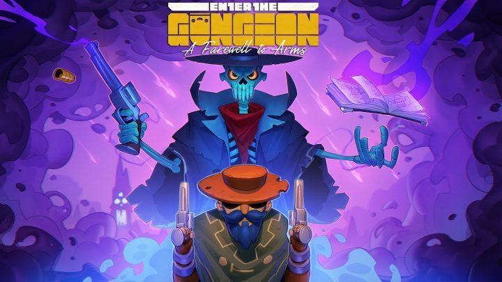 Enter the Gungeon: gratuito per una settimana su Epic Games Store