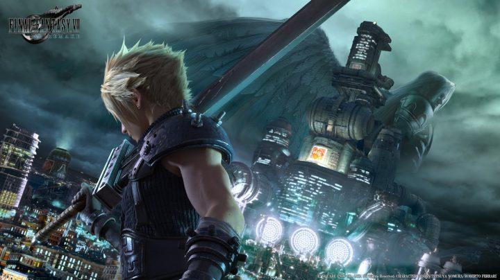 Final Fantasy VII Remake Teaser Trailer