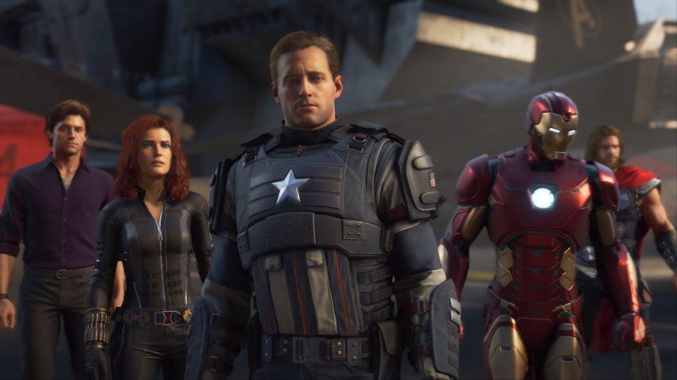 marvel's avengers trailer data di uscita e3 2019
