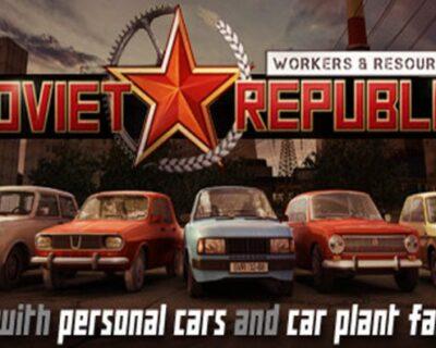Workers & Resources: Soviet Republic – Recensione