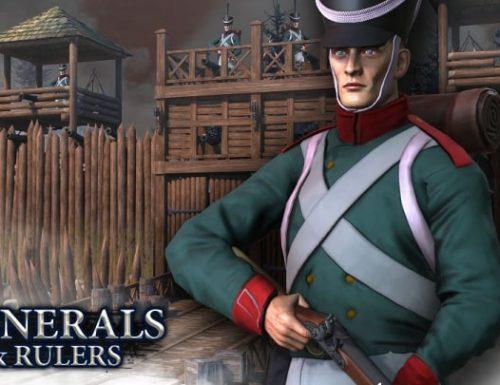 Generals & Rulers: Diplomazia e spionaggio – Recensione