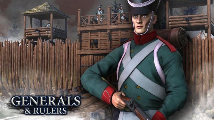 generals & rulers recensione