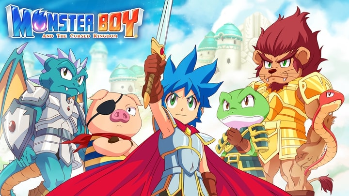 monster boy recensione