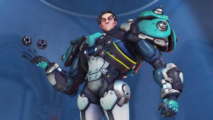 Overwatch: Sigma mostra le sue Abilità in un Gameplay