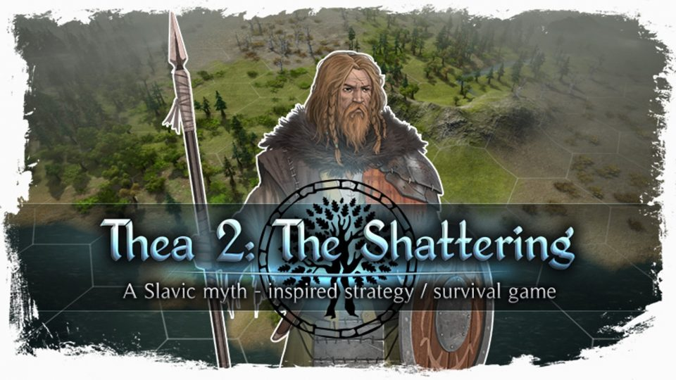 Thea 2: The Shattering - Recensione