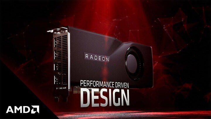 AMD: RX 5600 la scheda low cost con architettura Navi