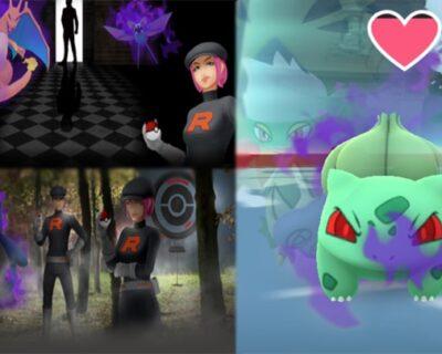 Pokémon Go: Pokémon Ombra nei Pokéstop invasi dal Team Rocket