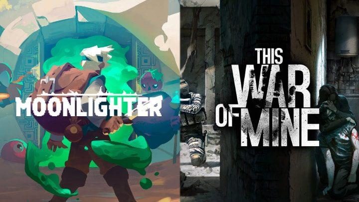 This War of Mine e Moonlighter: gratuiti su Epic Games Store