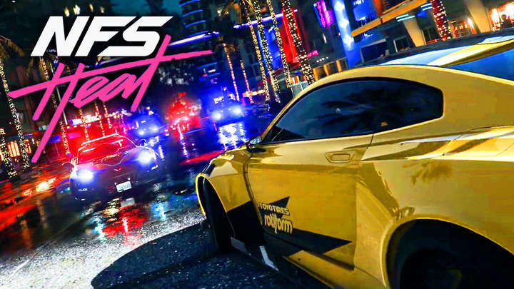 Need for Speed: Heat in uscita a Novembre