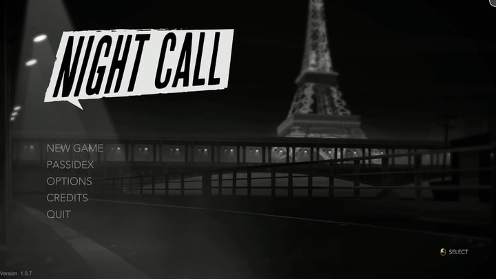 Night Call storia