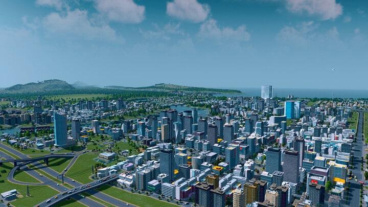 migliori giochi di strategia Cities Skylines