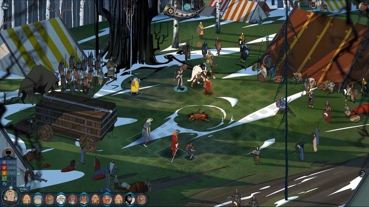 migliori giochi di strategia the banner saga 3