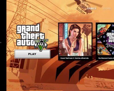 Rockstar Games: launcher con GTA San Andreas in regalo