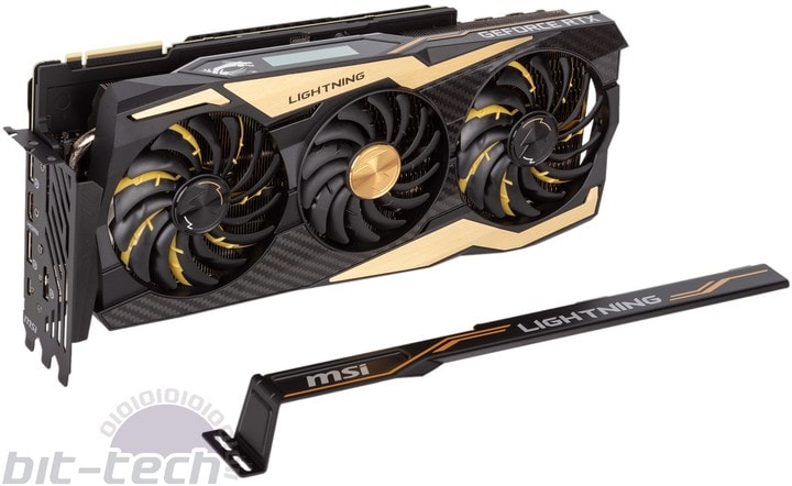 PC da Gaming: build fascia extreme - Settembre 2019 - MSI RTX 2080Ti 11GB Lightning Z