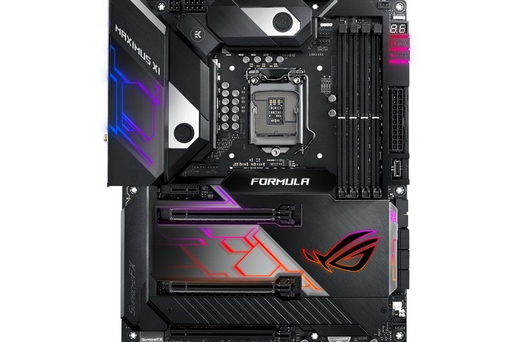PC da Gaming: build fascia extreme - Settembre 2019 - ASUS ROG MAXIMUS XI Formula