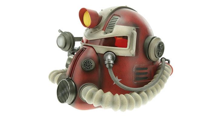 Fallout 76: repliche dei caschi dannose per la salute