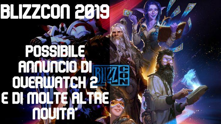 Blizzcon 2019: in arrivo Overwatch 2