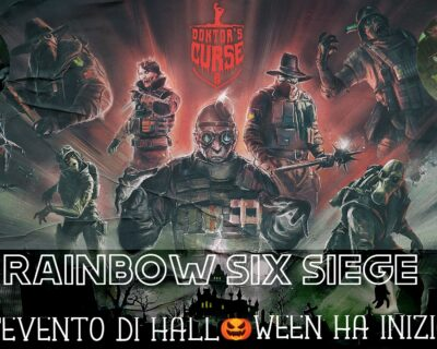 Rainbow Six Siege: evento Halloween in arrivo