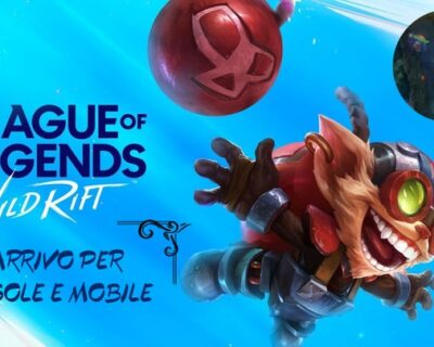 League of Legends: in arrivo su mobile e console