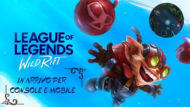 League of Legends: in arrivo su mobile e console l'anno prossimo