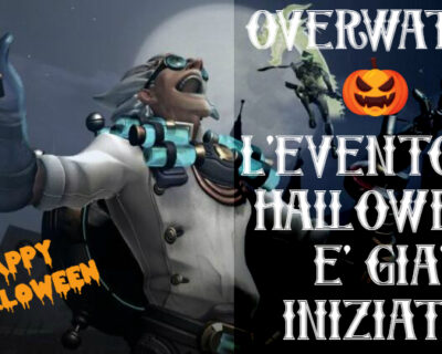 Overwatch: l'evento di Halloween inizia