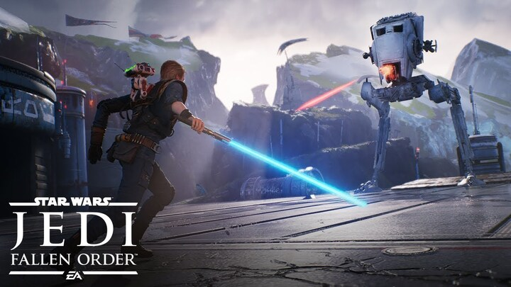 Star Wars Jedi Fallen Order steam