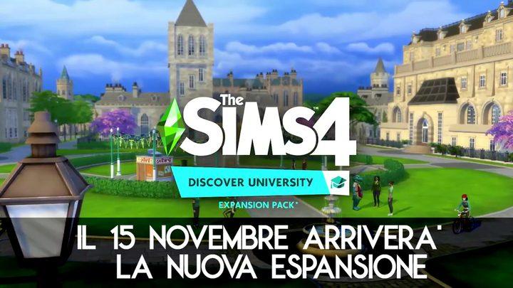 The Sims 4: in arrivo la nuova espansione Vita Universitaria