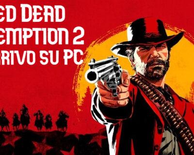 Red Dead Redemption 2 in arrivo su PC
