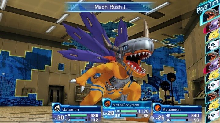 Digimon Story Cyber Sleuth Complete Edition: dimensioni del download