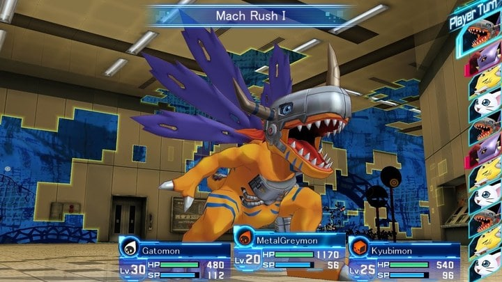 Digimon Story Cyber Sleuth Complete Edition: dimensioni del download