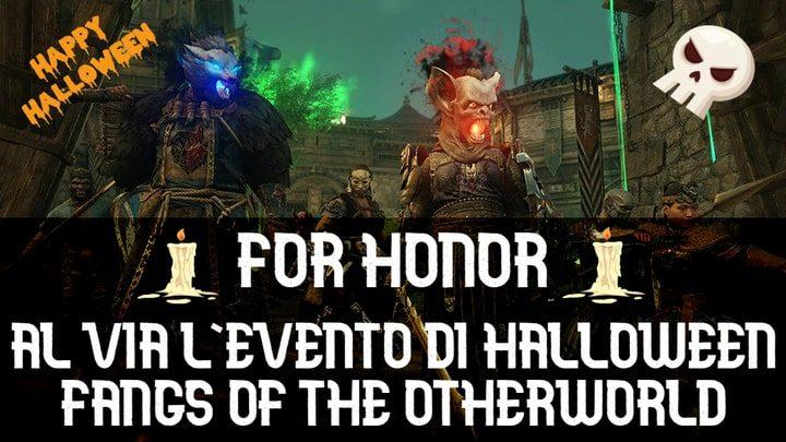 For Honor: L'evento di Halloween è iniziato
