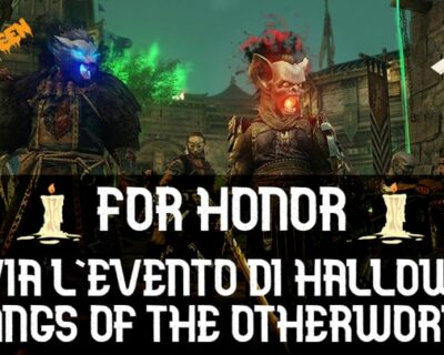 For Honor: L'evento di Halloween è iniziato