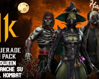 Mortal Kombat: in arrivo un evento per Halloween