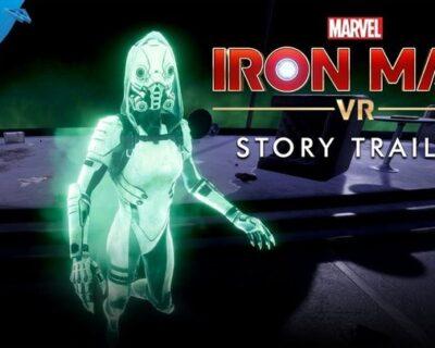Marvel's Iron Man VR: pubblicato un trailer ufficiale