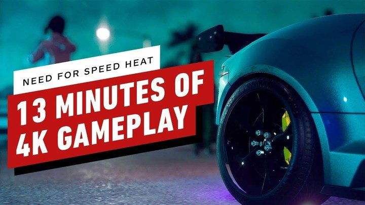 Need for Speed Heat: nuovo trailer gameplay e night mode