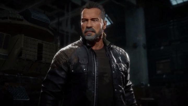 Mortal Kombat 11: Terminator T-800 in arrivo