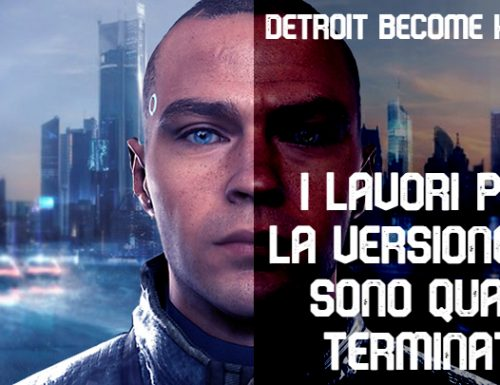 Detroit: Become Human in arrivo su PC