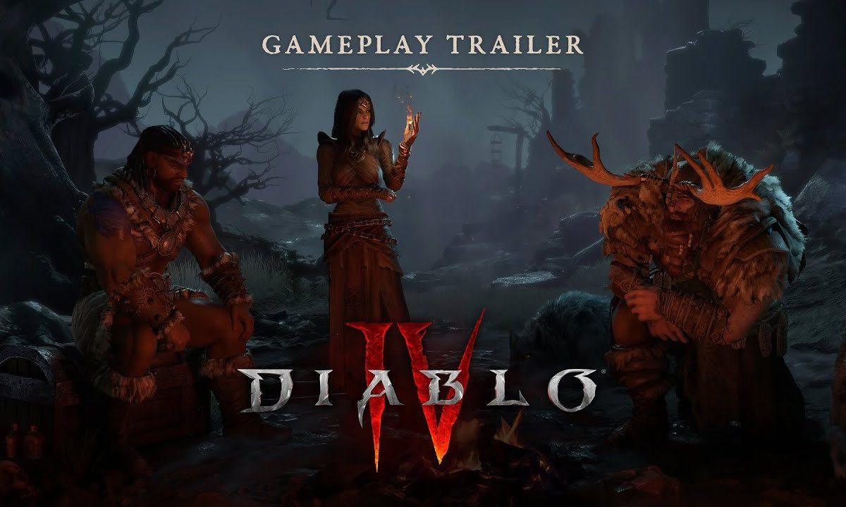 Diablo 4: pubblicato un nuovo trailer del gameplay