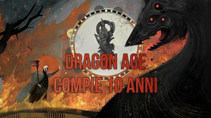 Dragon Age compie 10 anni, prepariamoci al nuovo titolo
