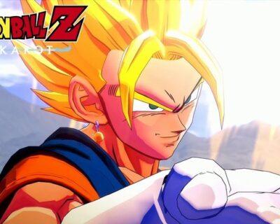Dragon Ball Z Kakarot: nuovo trailer al Paris Games Week