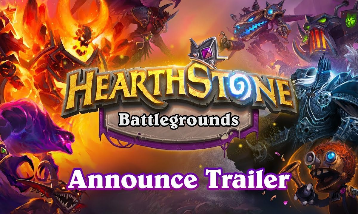 Hearthstone Battlegrounds: la nuova modalità di Blizzard (trailer)
