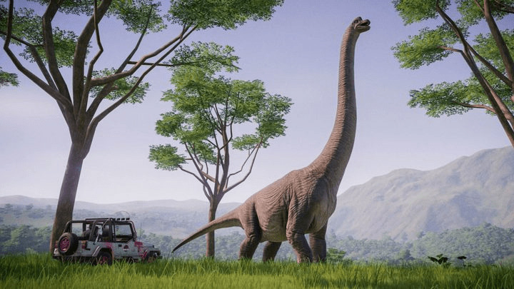 Jurassic World Evolution: Il nuovo DLC come Jurassic Park