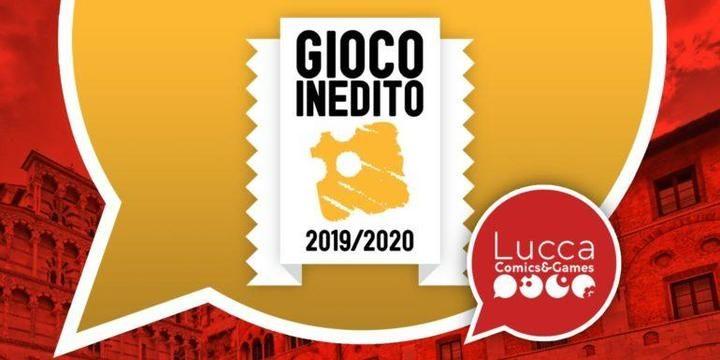 Lucca Comics and Games: concorso del Gioco Inedito Edizione 2020