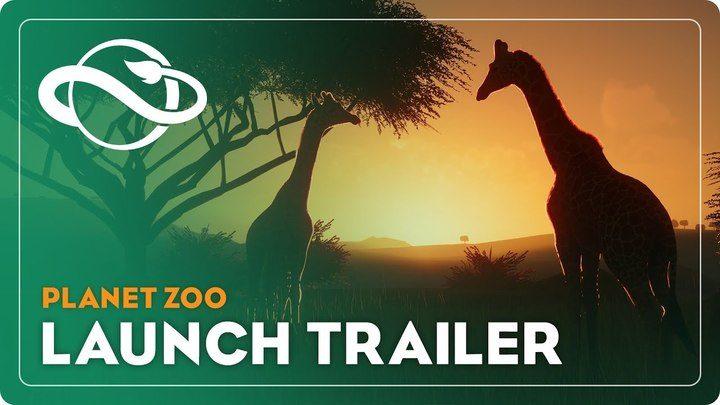 Planet Zoo: si mostra con un trailer di lancio