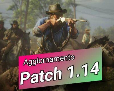 Red Dead Redemption 2: si aggiorna con la patch 1.14