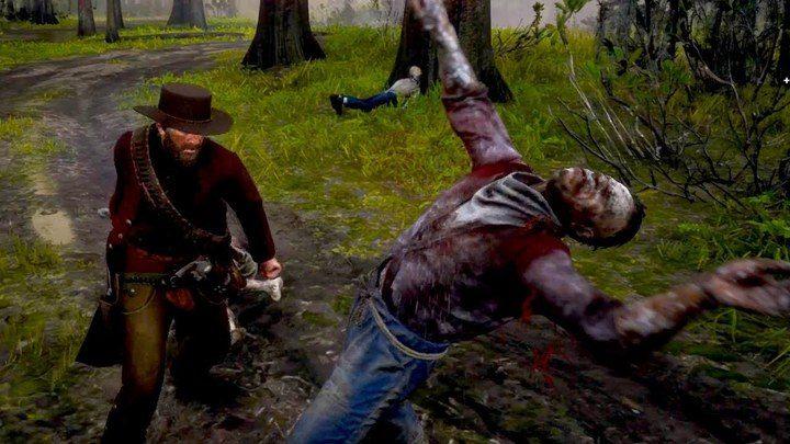 Red Dead Redemption 2: zombie in arrivo con modalità moddata