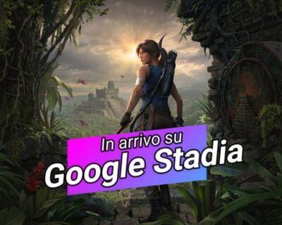 Google Stadia: arrivano due titoli gratuiti per gli abbonati Pro