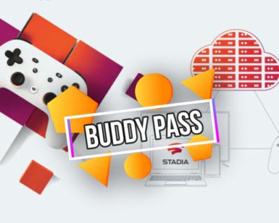 Google Stadia: finalmente è possibile usare il Buddy Pass