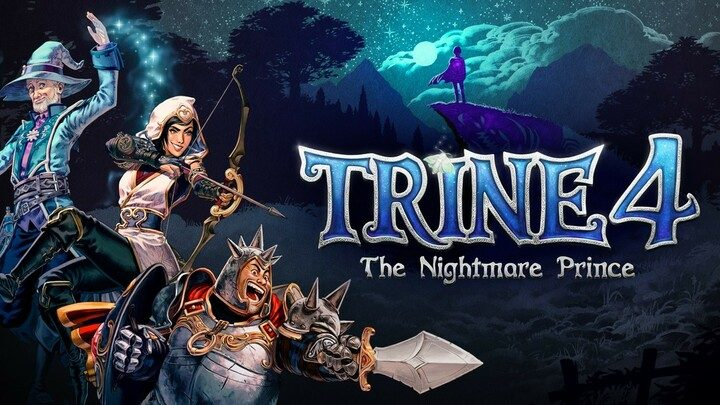 Trine 4: The Nightmare Prince – Recensione