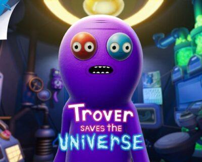 Trover Saves the Universe: in arrivo su Nintendo Switch e Xbox One